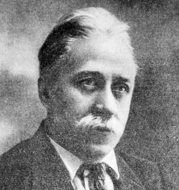Петр Иванович Стучка, первый председатель Верховного суда РСФСР (1923–1932). Фото: История России