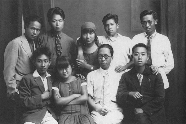 Студенты КУТК. 1930 г. Фото: Wikipedia (РГАСПИ. Ф. 495. Оп. 225. Д. 1144. Л. 1)
