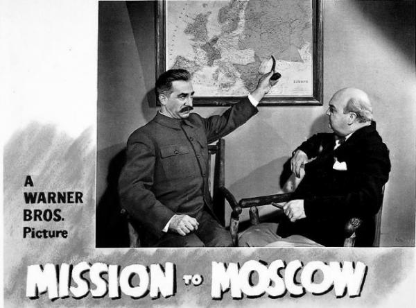 Mission to Moscow, 1943 г.
