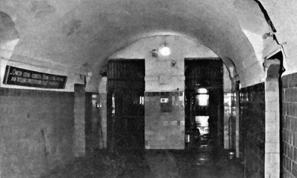 Бутырская тюрьма внутри. 1937 г. Фото: архив Общества «Мемориал»