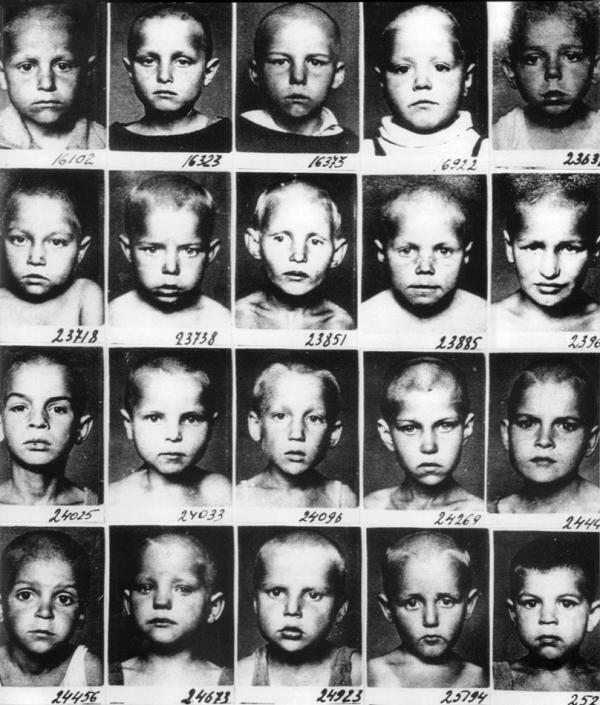 «Изъятые» дети членов семей изменников родины