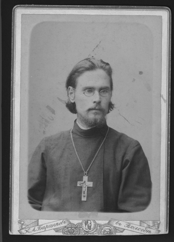 Тихон Шаламов