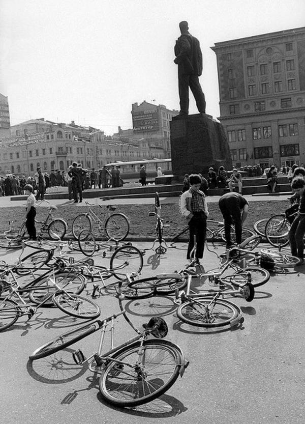 Площадь Маяковского, 1967. Фото: PastVu