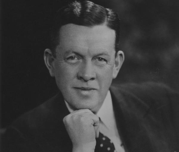 Роберт Гамильтон Брюс Локкарт, английский дипломат, тайный агент и журналист