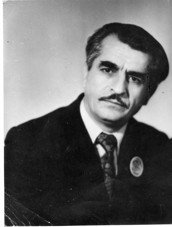 Решат Джемилев. Фото: архив общества «Мемориал»