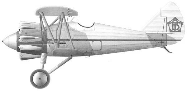 Модель первого опытного ВТ-11