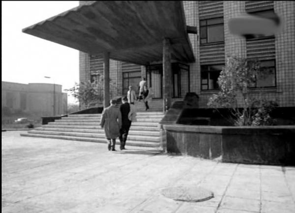 Улица Вавилова, дом № 28. Фото: PastVu