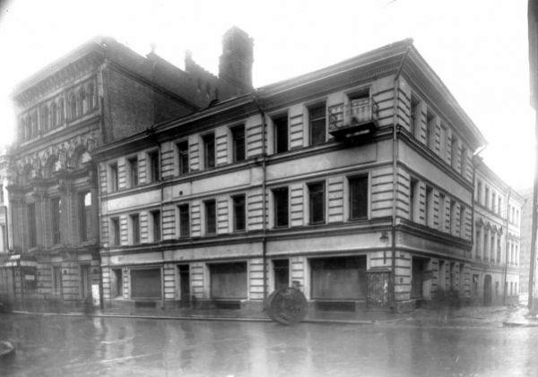 Военная коллегия Верховного суда. Фото: архив общества «Мемориал»