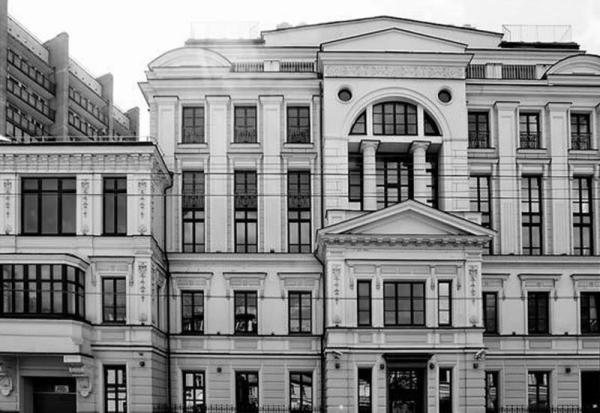 Современный жилой комплекс по адресу: Большая Никитская, 45. Фото: Жилые комплексы Москвы и Подмосковья
