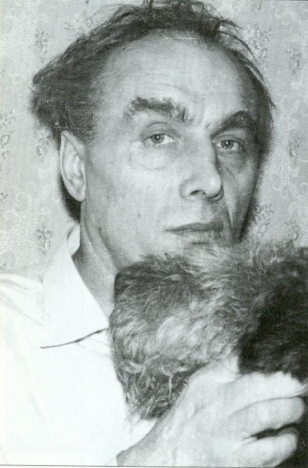 Валерий Курдюмов. Фото: Солженицын А. И. Бодался телёнок с дубом. М.: Согласие, 1996