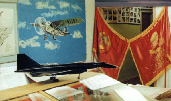 Экспозиция музея ТМЗ