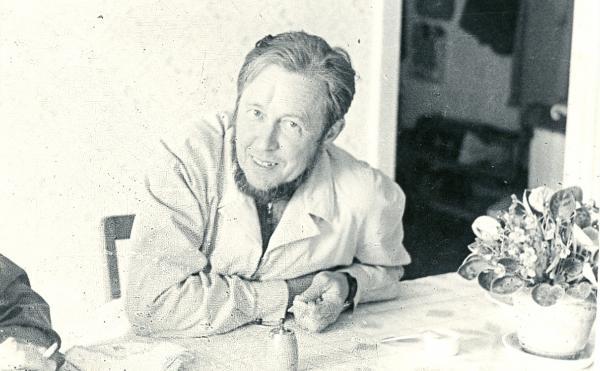 Александр Солженицын. Середина — вторая половина 1960-х. Фото: архив общества «Мемориал»