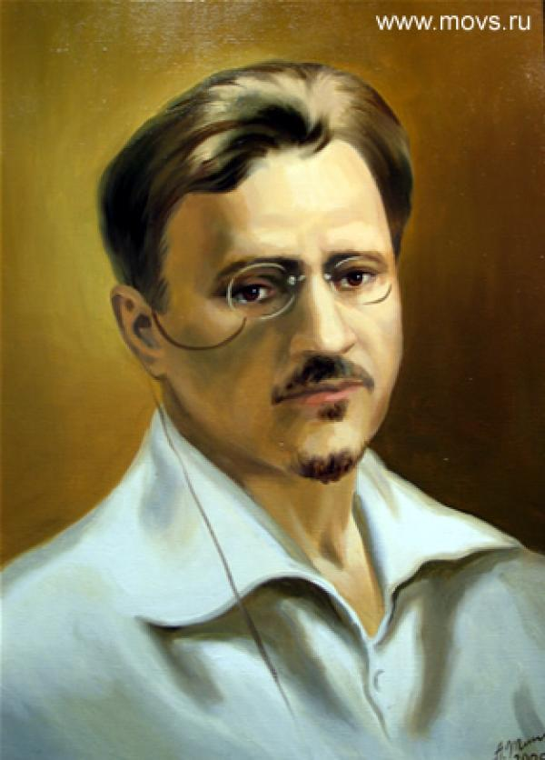 Константин Иванович Эльтман, первый председатель РВТ МВО. Фото: МОВС