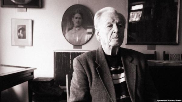 Лев Николаевич Краснопевцев. Фото: Егор Осипов, svoboda.org