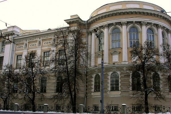 Научная библиотека МГУ. Фото: wikimapia.org