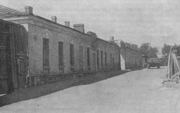 Контора. Выход в Кривовведенский переулок. Фото: PastVu