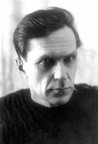 Шаламов в 1957 году