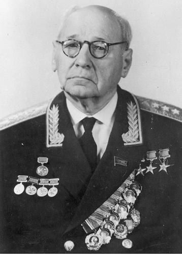 Андрей Николаевич Туполев (1888–1972)