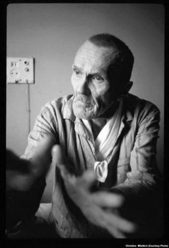 Шаламов в доме для инвалидов и престарелых № 9