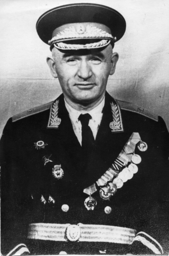 Генерал-майор Петр Григоренко. Фото: azattyk.org