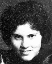 Ирина Каплун. Фото: архив общества «Мемориал»