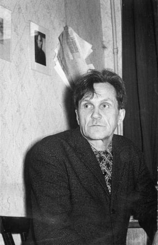 Шаламов в начале 1970-х годов
