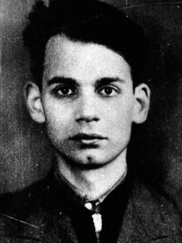 Друг Шаламова в 1920-е годы Лазарь Шапиро. Фото: «Комсомольская правда»