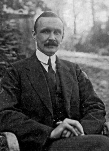 Князь Сергей Евгеньевич Трубецкой. Фото: архив общества «Мемориал»