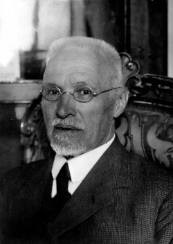 С. Ф. Платонов. 1927–1929 гг. Фото: РНБ