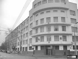 Хользунов (Б. Трубецкой) пер., 18. ИФЛИ располагался здесь, как минимум, до 1936 г. Фото: mosday.ru