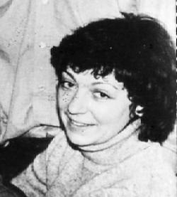 Ольга Медведкова. Фото: архив общества «Мемориал»